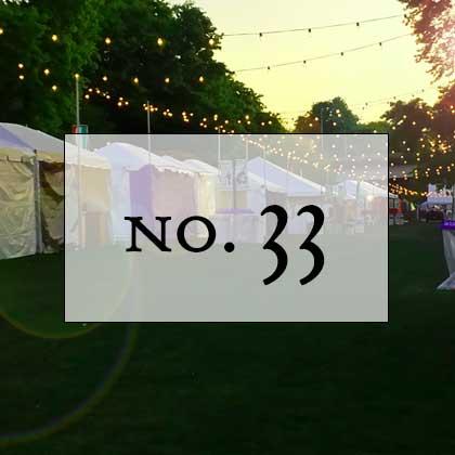No. 33: carnival was ringing