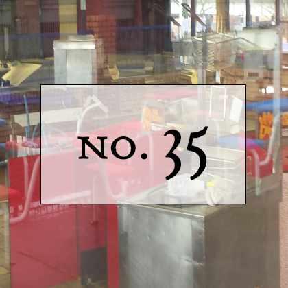 No. 35: many Christian eyes.