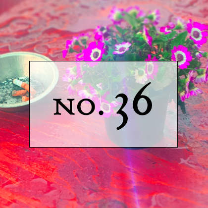 No. 36: so powerfully strong