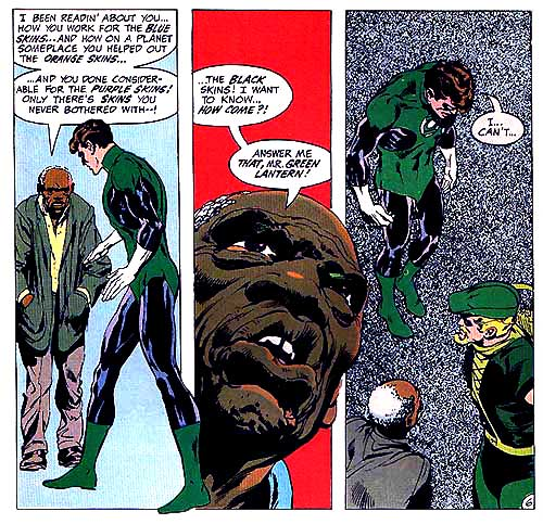 Green Lantern/Green Arrow; Denny O'Neill and Neal Adams.