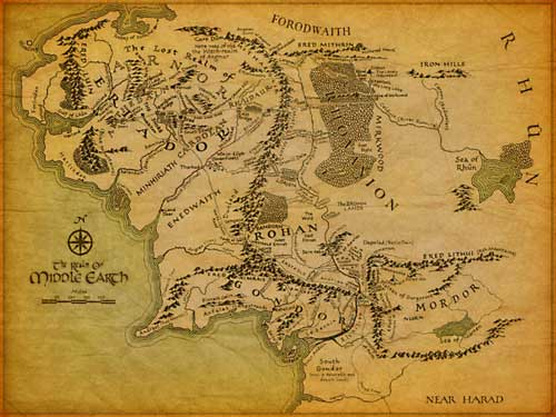 Middle-earth.
