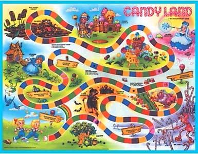 Candyland.