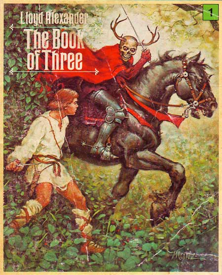 The Book of Three.