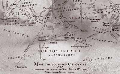 The Southron-States.